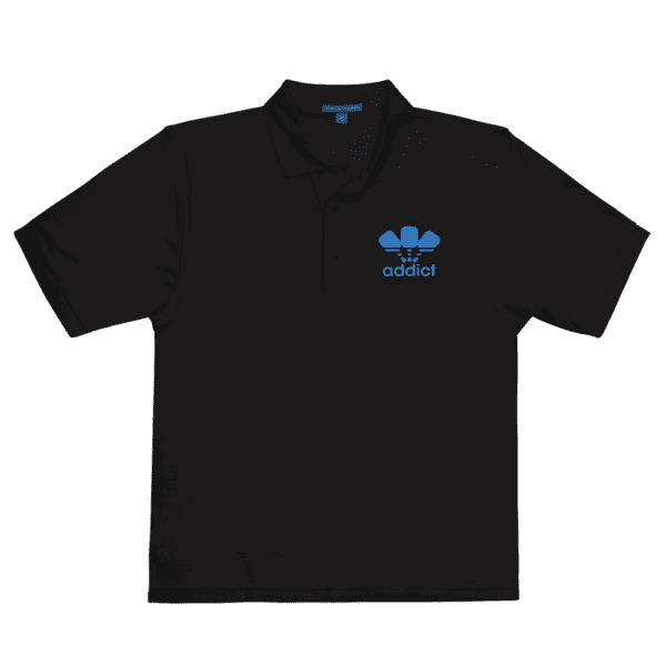 Click to buy this pickleball polo shirt