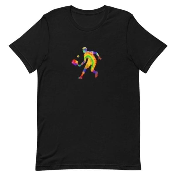 Click to buy Colorful Men's Pickleball Shirt