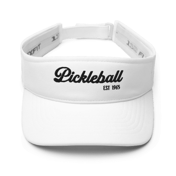 Click to buy this classic pickleball visor
