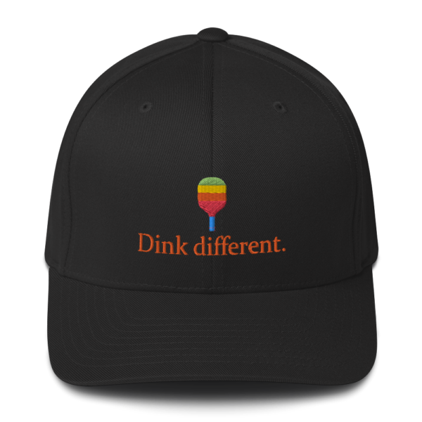 Click to buy Dink Different Pickleball Hat