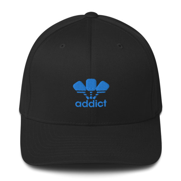 Click to buy this Pickleball addict Twill Cap
