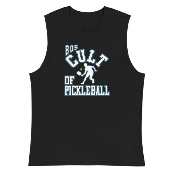 Click to buy 805 Cult of Pickleball Unisex Tank
