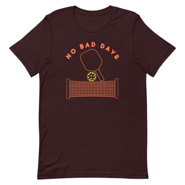 Click to buy No Bad Days Unisex Pickleball Shirt
